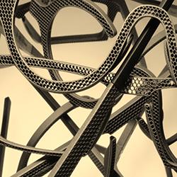 3D-Metalldruck Struktur