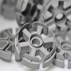 3D metal printed prototypes
