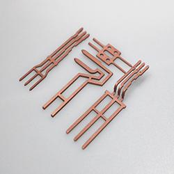 Kupferblech Laserschneiden