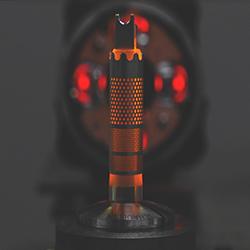 Lasergeschnitten Rohr