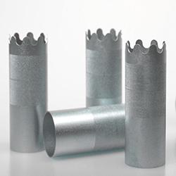 Micro laser cutting tubes