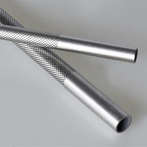 Lasersnijden geperforeerde buis