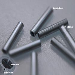 Micro découpe laser de tubes petites