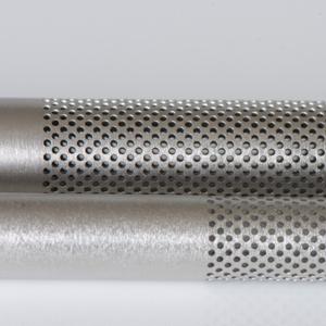 Micro tube laser cutting